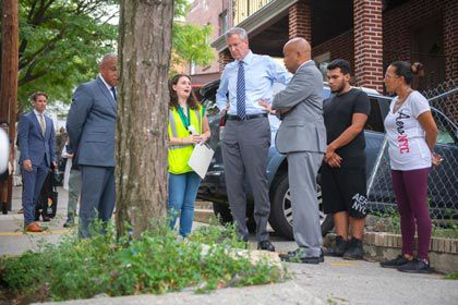 City gives residents relief on sidewalks 1