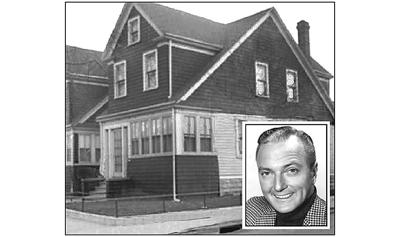 Actor Jack Cassidy started in South Richmond Hill 1