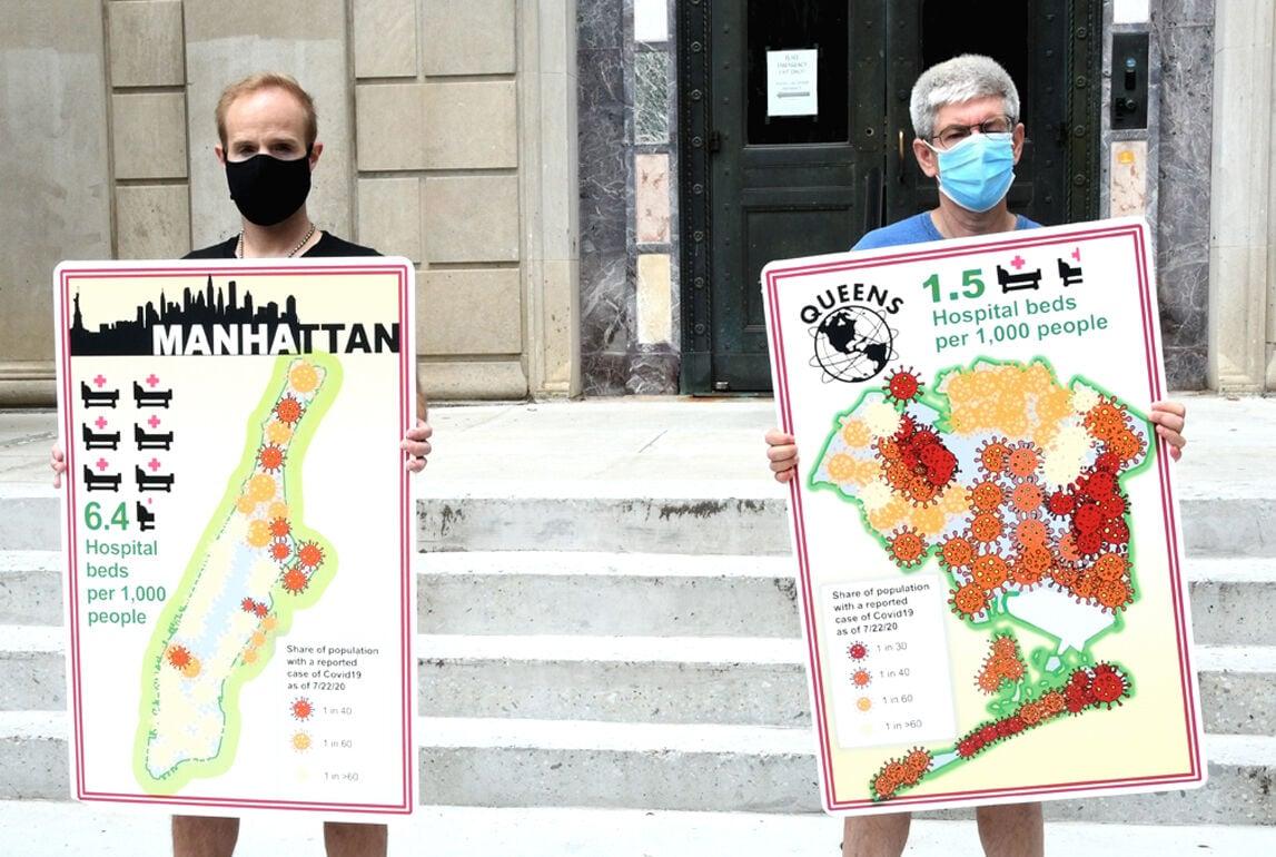 Activist org. seeks more hospital beds 2