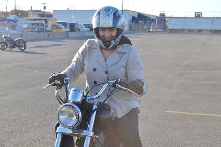 My quest to become a real motorcycle boss 2