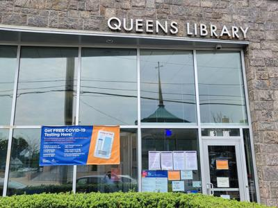 Windsor Park Library will reopen for service 1