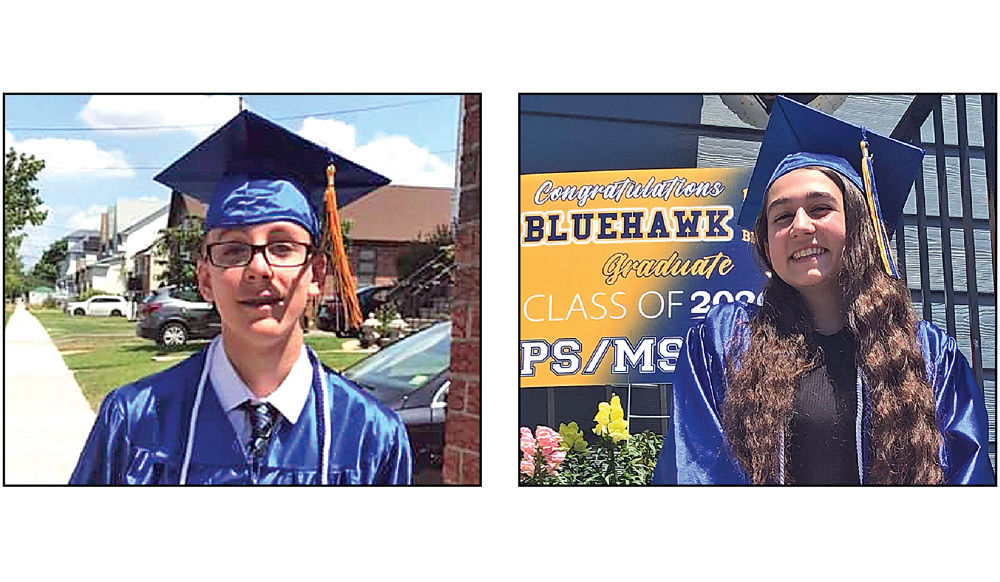 PS/MS 146 honors students with drive-by graduation event 2