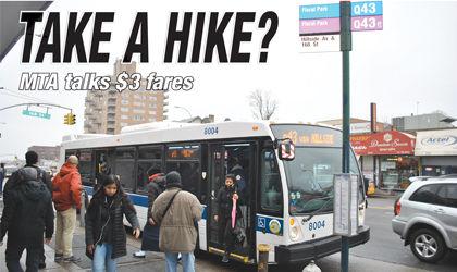 $3 MetroCard swipe in MTA budget talks 1