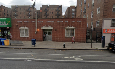 Ida damage closes Elmhurst Post Office