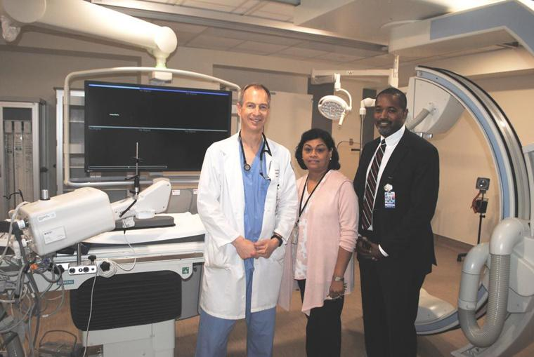 New tools at JHMC for heart, stroke care 1 - Queens