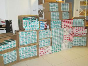 Pair face charges for tax-free cigarettes - Queens Chronicle: Queenswide