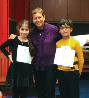PS 174Q winners of the school spelling bee are all a 'buzz' 2