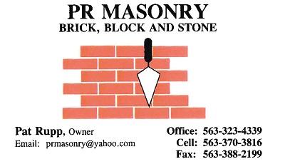 PR MASONRY Brick, Block And Stone Increase the value of