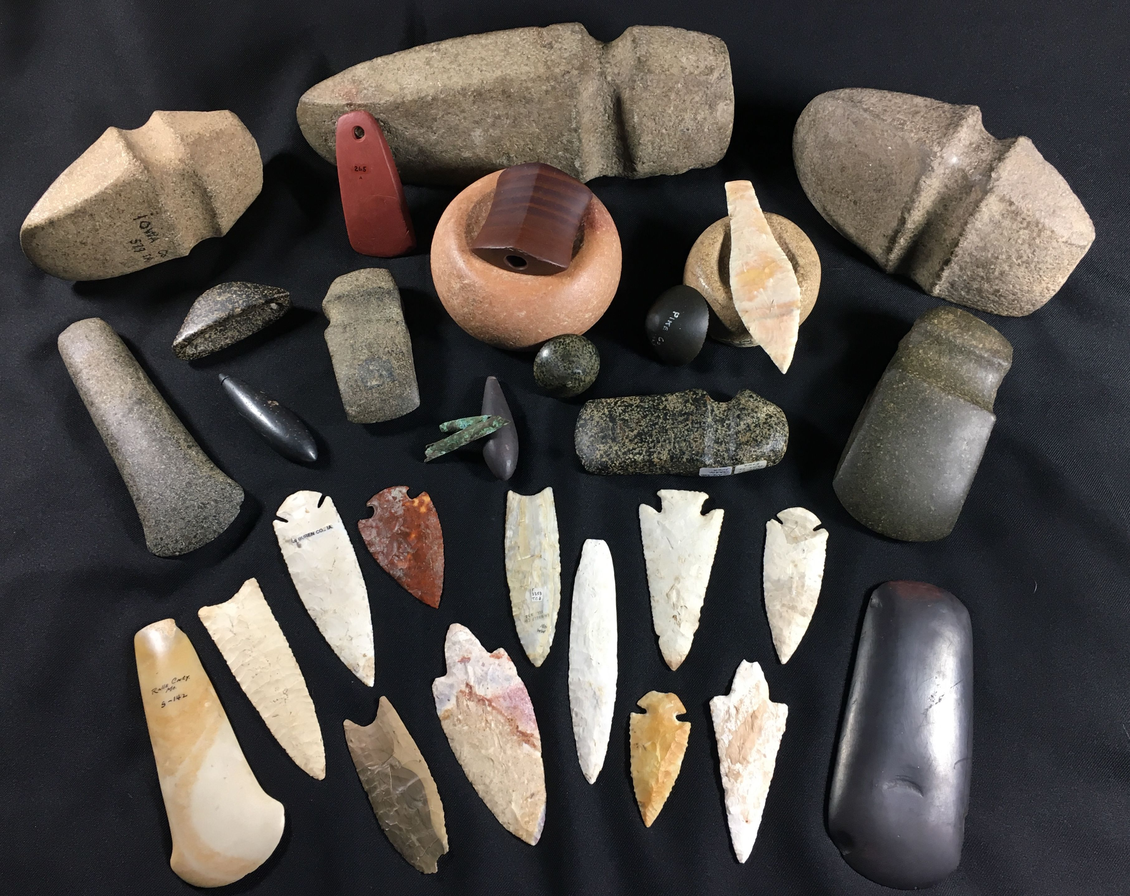 Wanted:  Arrowheads, Indian Artifacts, Stone Tools image 1