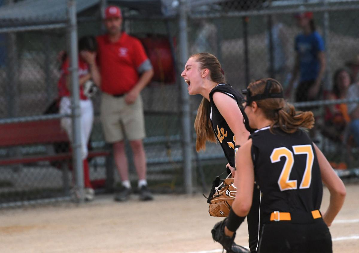 riverdale softball sectional title game