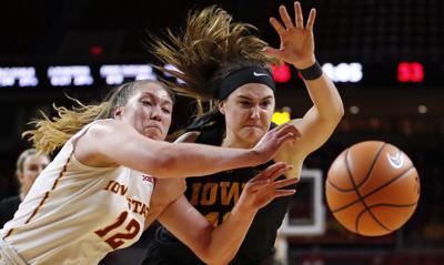 Iowa Iowa St Basketball