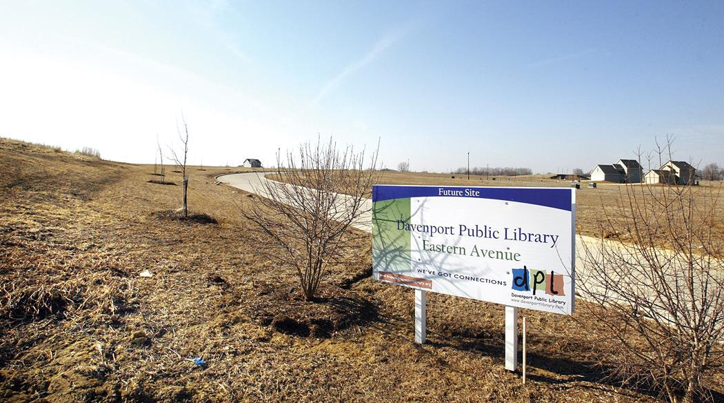 Eastern Avenue library project selected for $1.2 million grant