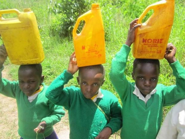 Tanzanian water