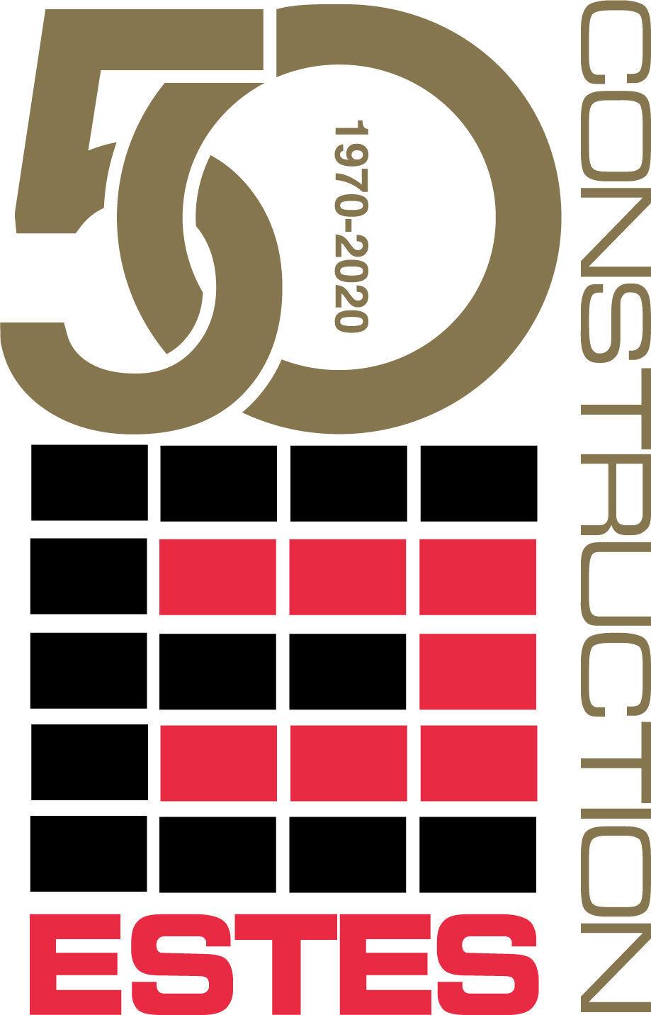 Estes 50th Anniversary Final Logo