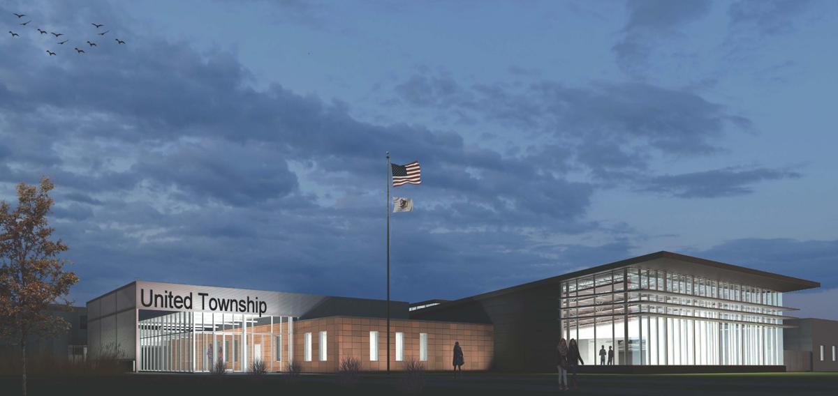 UTHS $9.5M Student Life Center