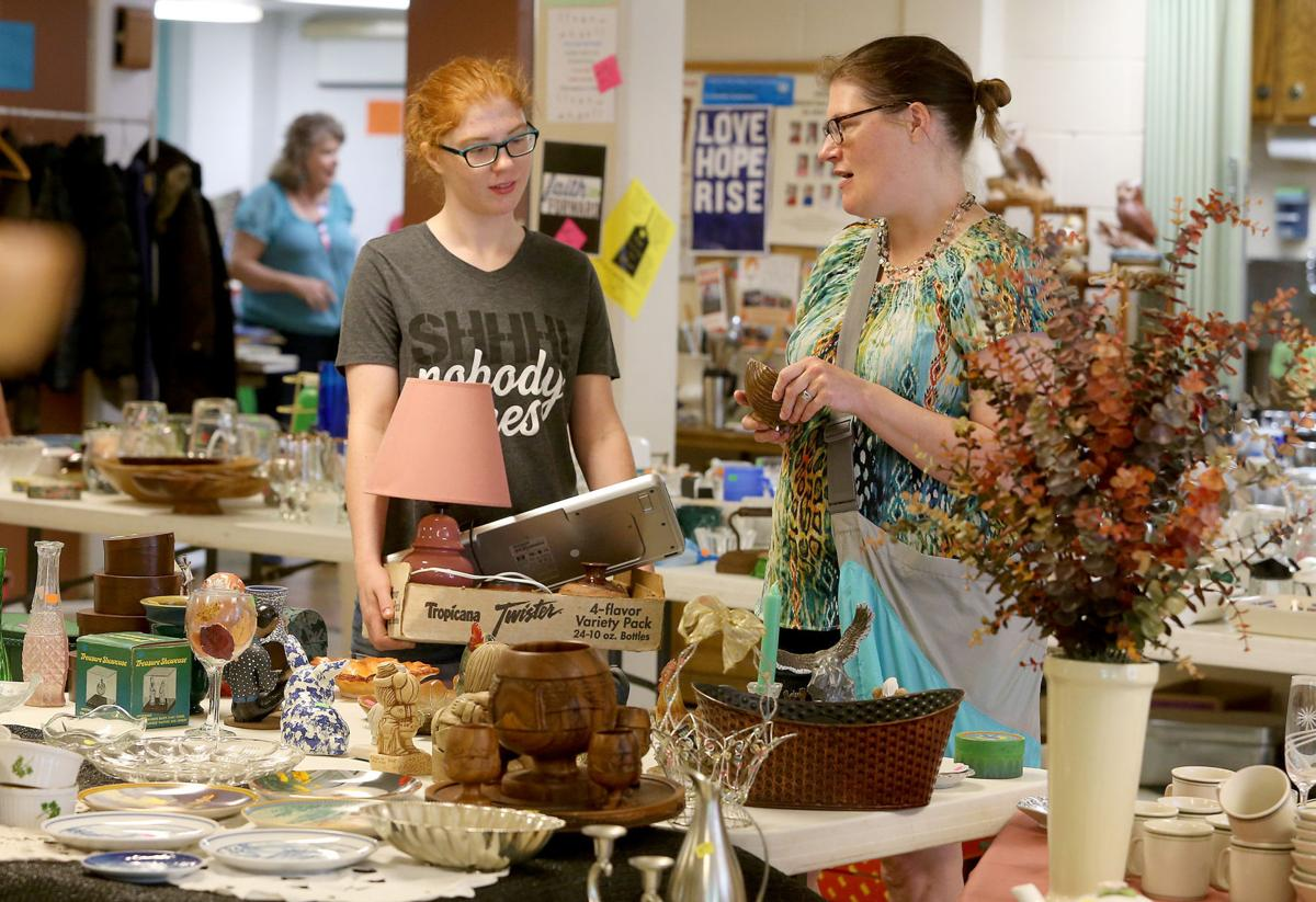 It's June, church rummage sale season | Faith and Values | qctimes com