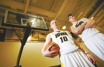 Iowa freshmen