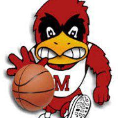 Maquoketa basketball logo