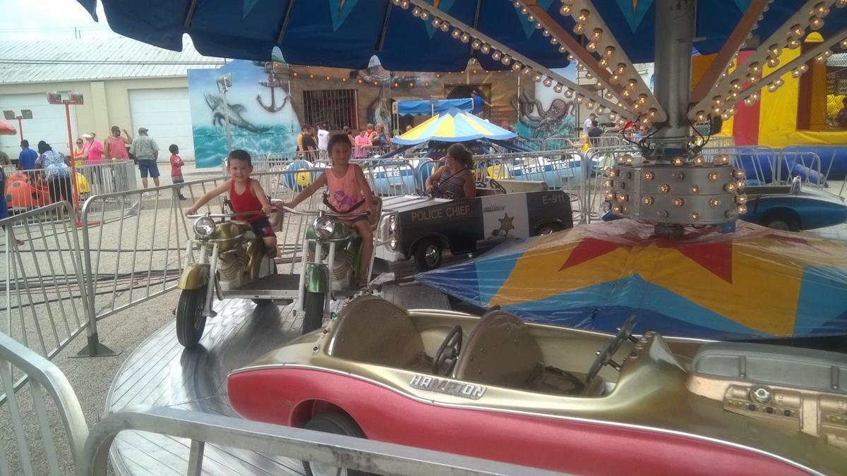 Rock island County fair ride