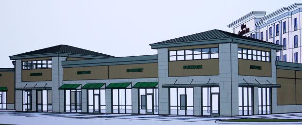 Construction On New Hilton Garden Inn Ready To Start Economy