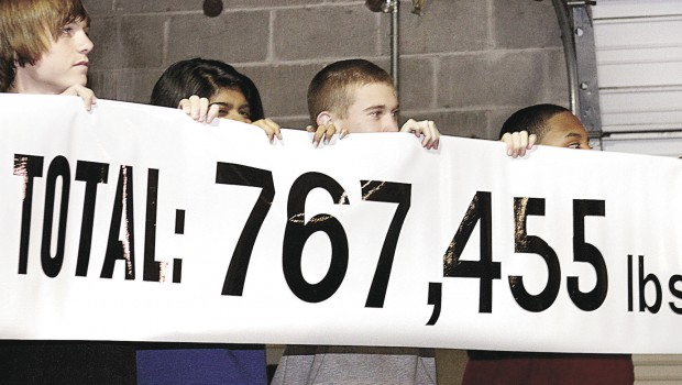 2012 Student Hunger Drive