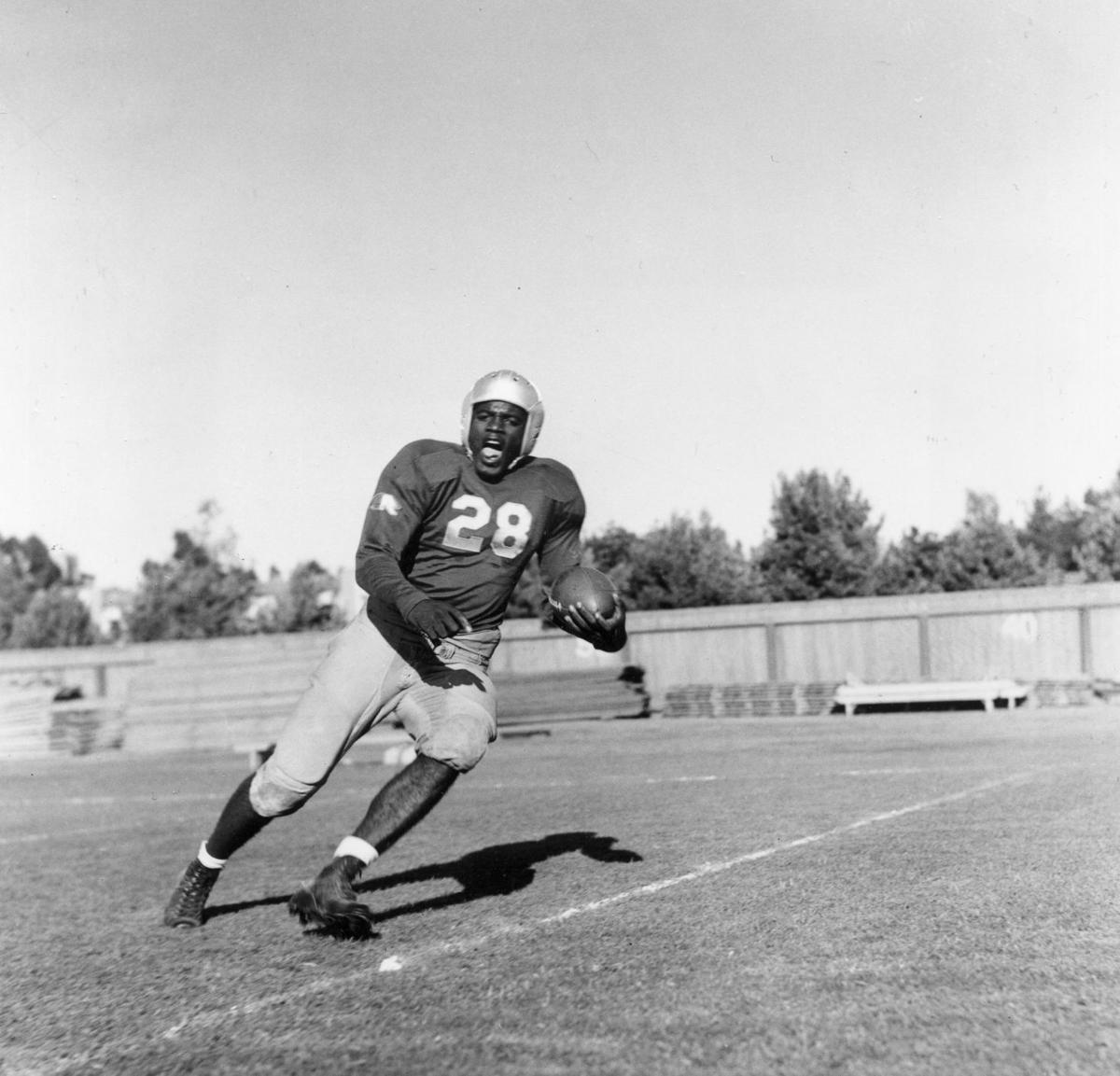 1939: Robinson UCLA football