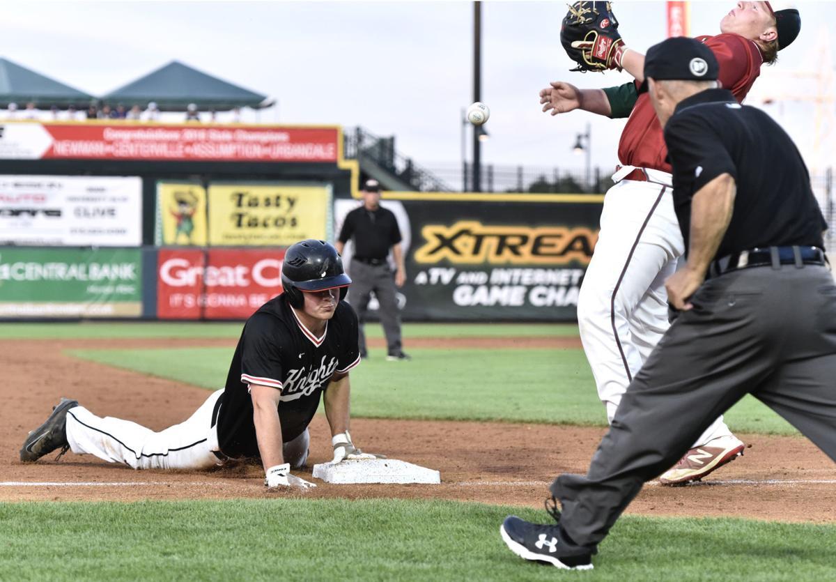 Davenport Assumption vs Boone state baseball