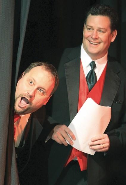 Mark Manuel and Steve Ketelaar