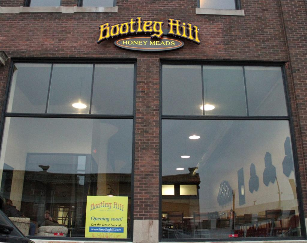 Bootleg Hill Honey Meads reopens in downtown Davenport after