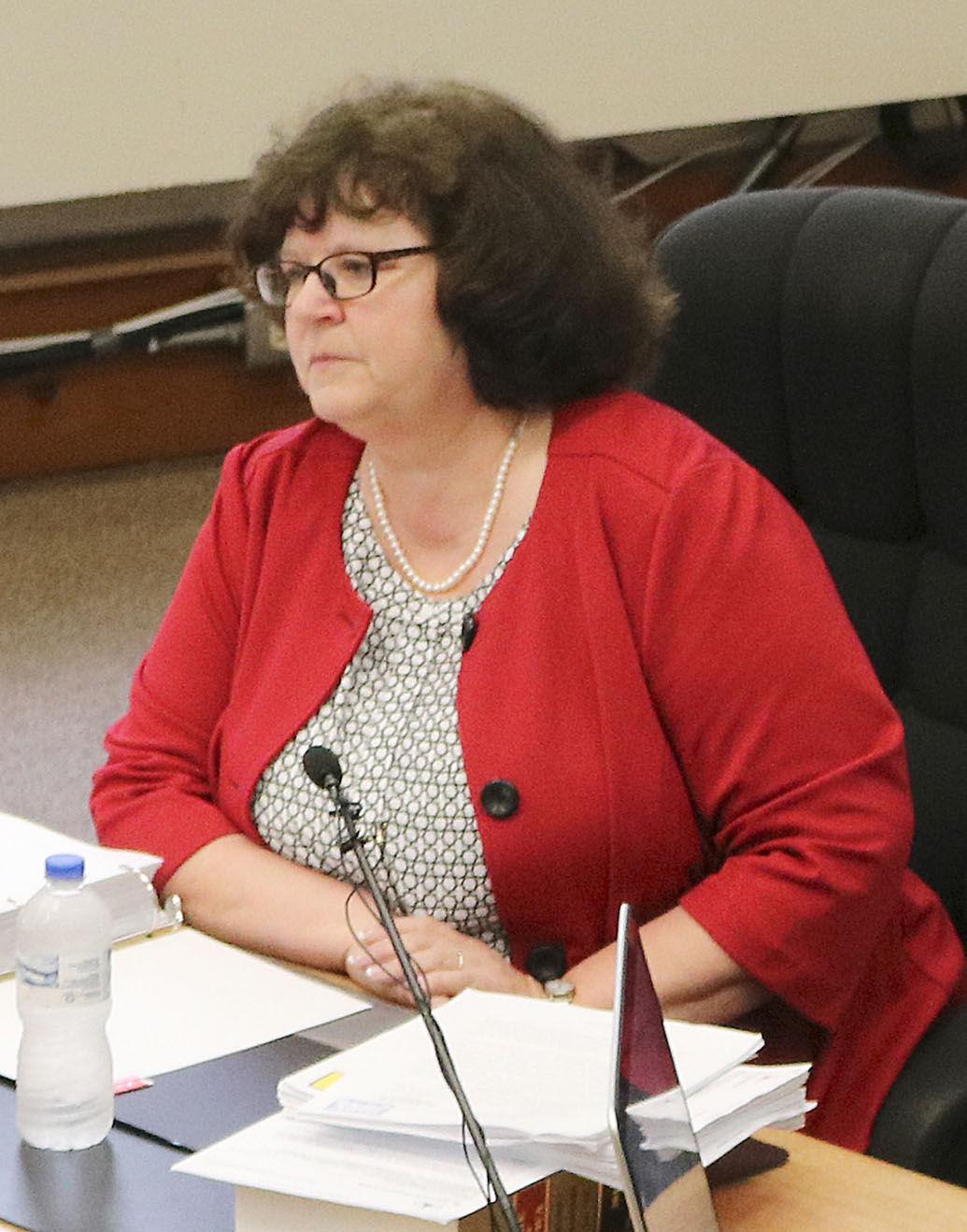 Mayor hearing - Broderson