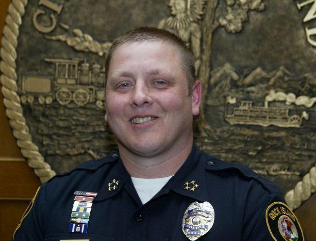 Rock Island Police Chief Jeff VenHuizen