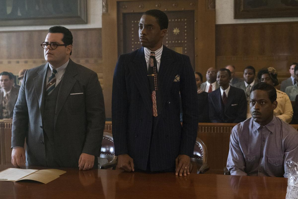 Film Review Marshall