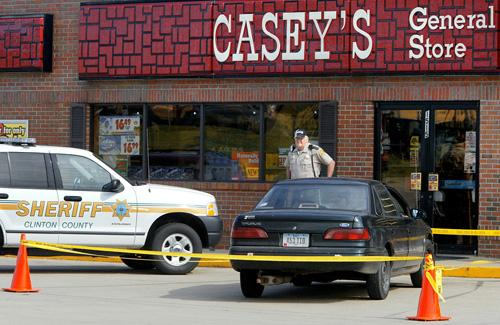 Caseys Clinton Ia >> Arrest Made In Shots Fired In Mobile Home Park Local News