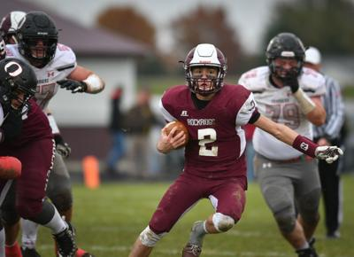 Class 2A 2nd round playoffs: Orion at Rockridge