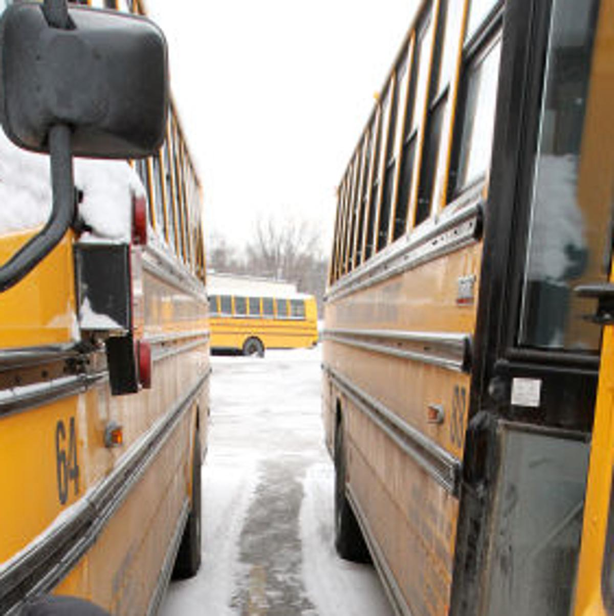 Update: Some schools are closed today or delaying the start of