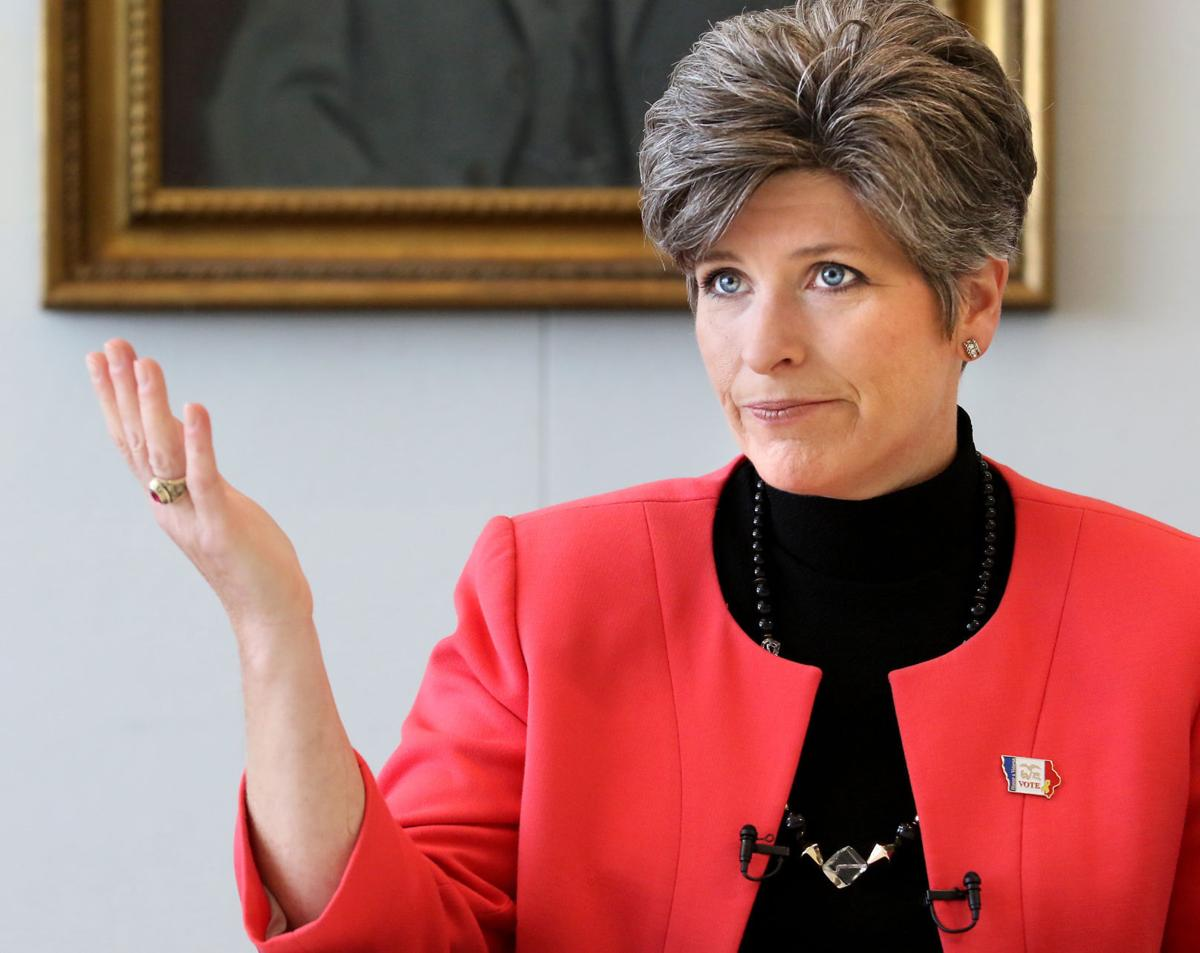 Image result for joni ernst transgender