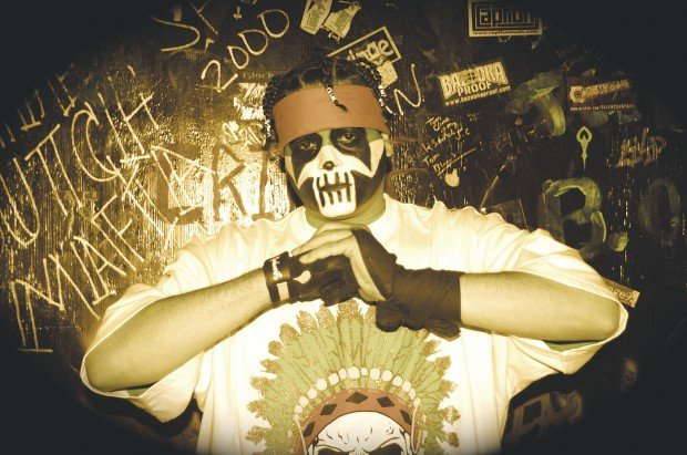 icp s label mate influenced by his american indian heritage music