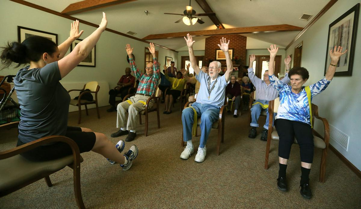 Country Manor Memory Care