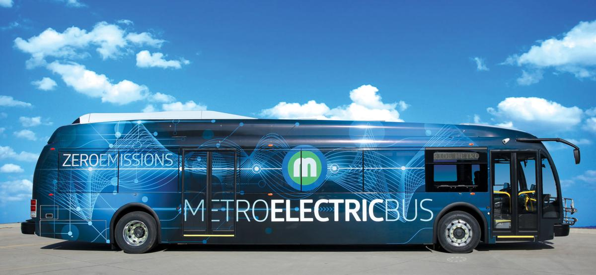 Metrolink Unveiling Battery Electric Buses Economy