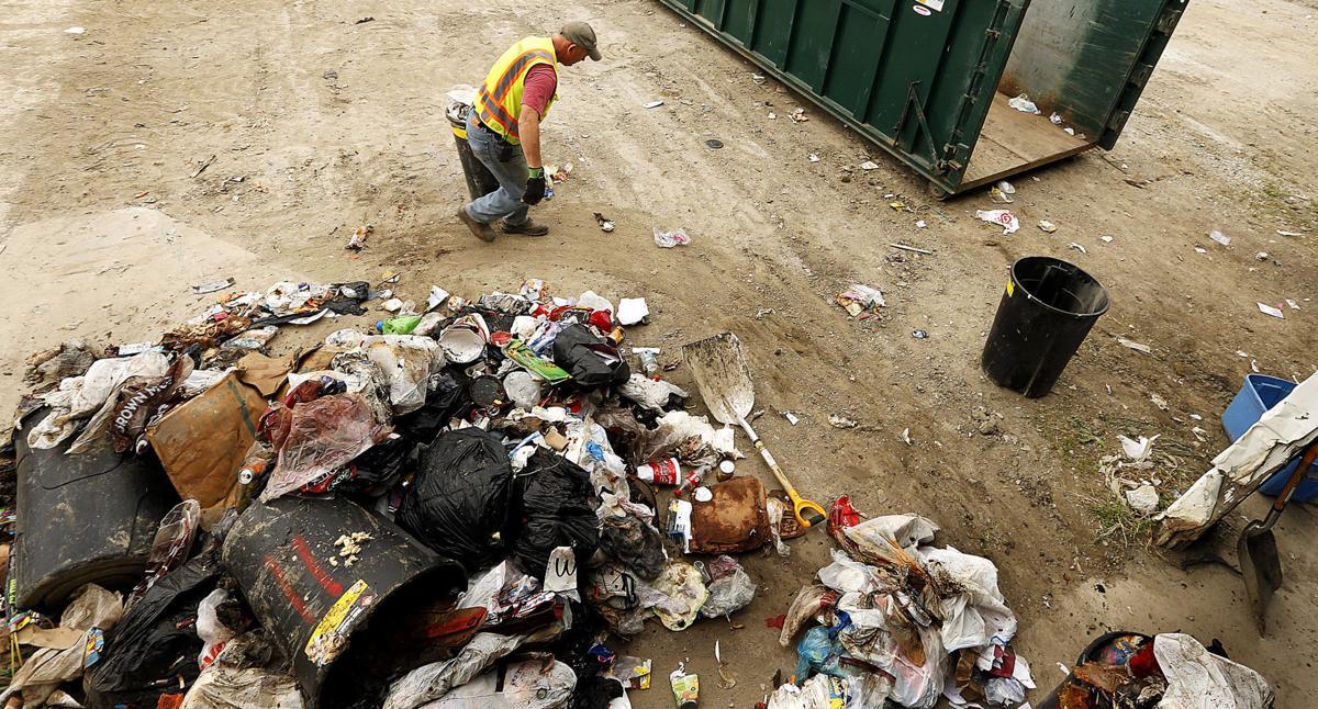 Landfill diversion