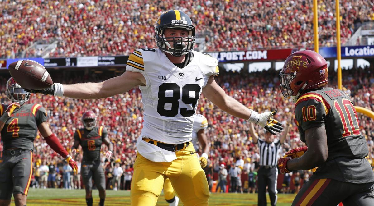 Iowa Iowa St Football