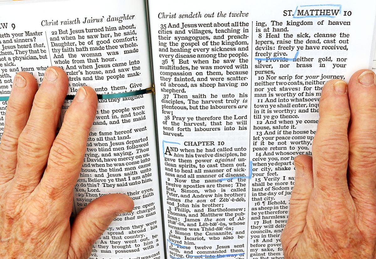 Bible Reading Marathon