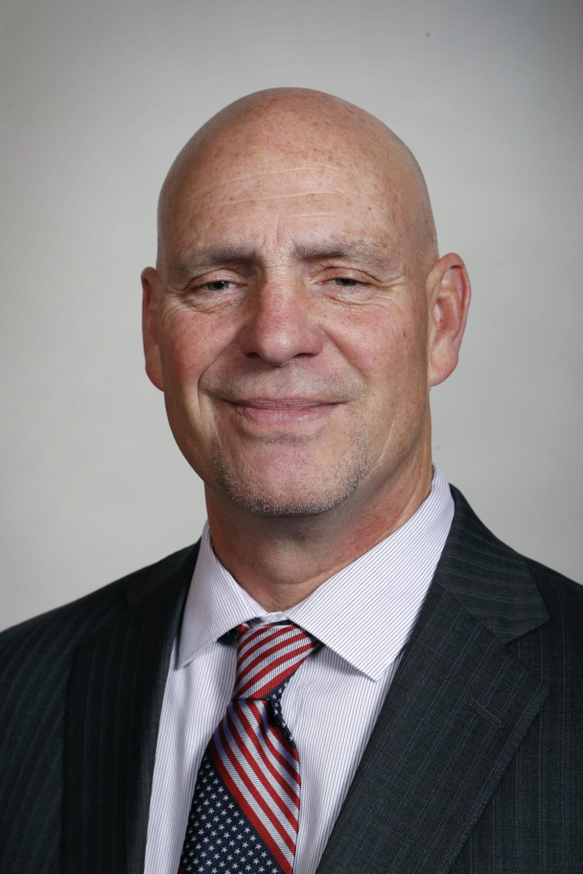 Iowa state Rep. Dave Jacoby