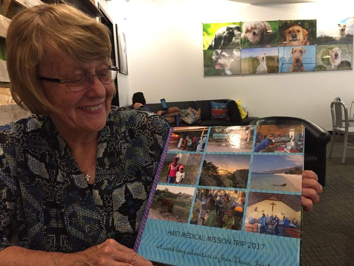 Ann Wester, St. John Vianney, Haitian mission trip