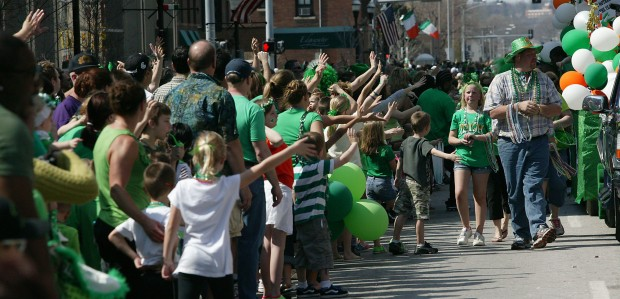 Drivers urged to drive safely when celebrating St. Patrick ...