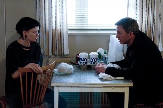 Film Review The Girl With The Dragon Tattoo