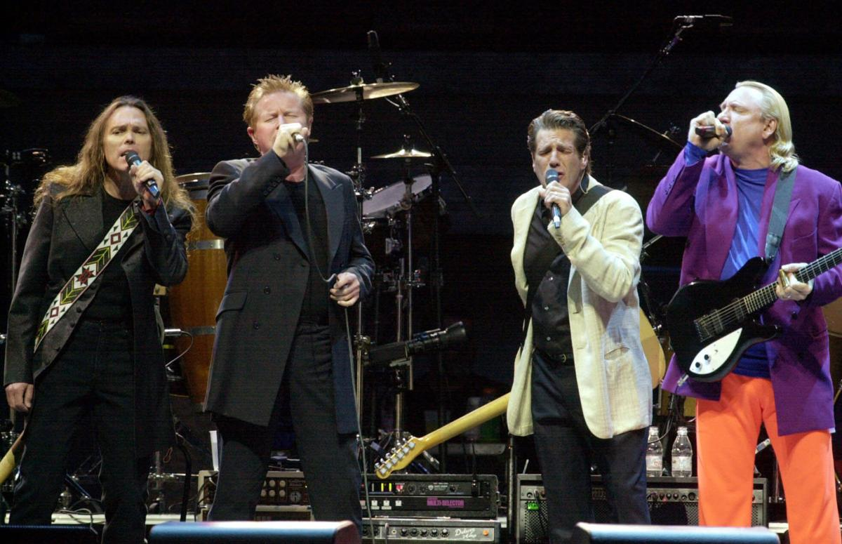 Timothy B. Schmidt, Don Henley, Glenn Frey, Joe Walsh