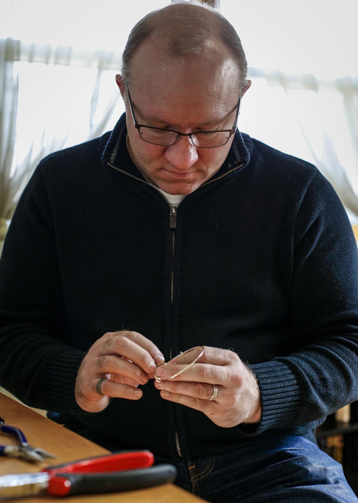 3D-printed jewelery