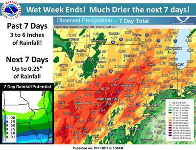 NWS: Rainfall