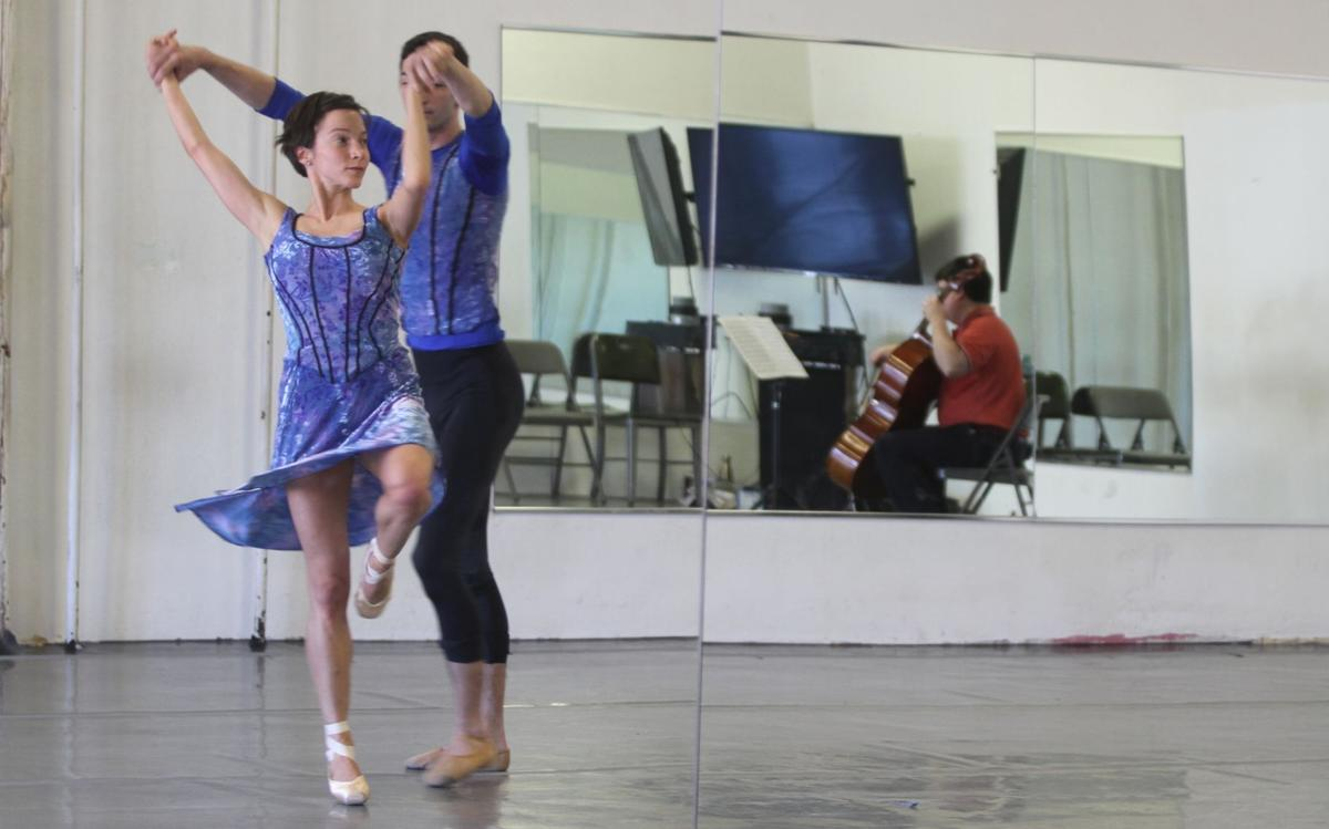 """""""Ballet Under the Stars"""""""
